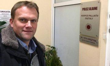 Polcz Alaine Hospice – Palliatív Osztályon, Budapesten