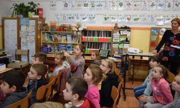 Ismeretterjesztő előadás a Liszt Ferenc Ének –Zenei Általános Iskolában