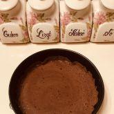 Csokoládés-Málna Habtorta