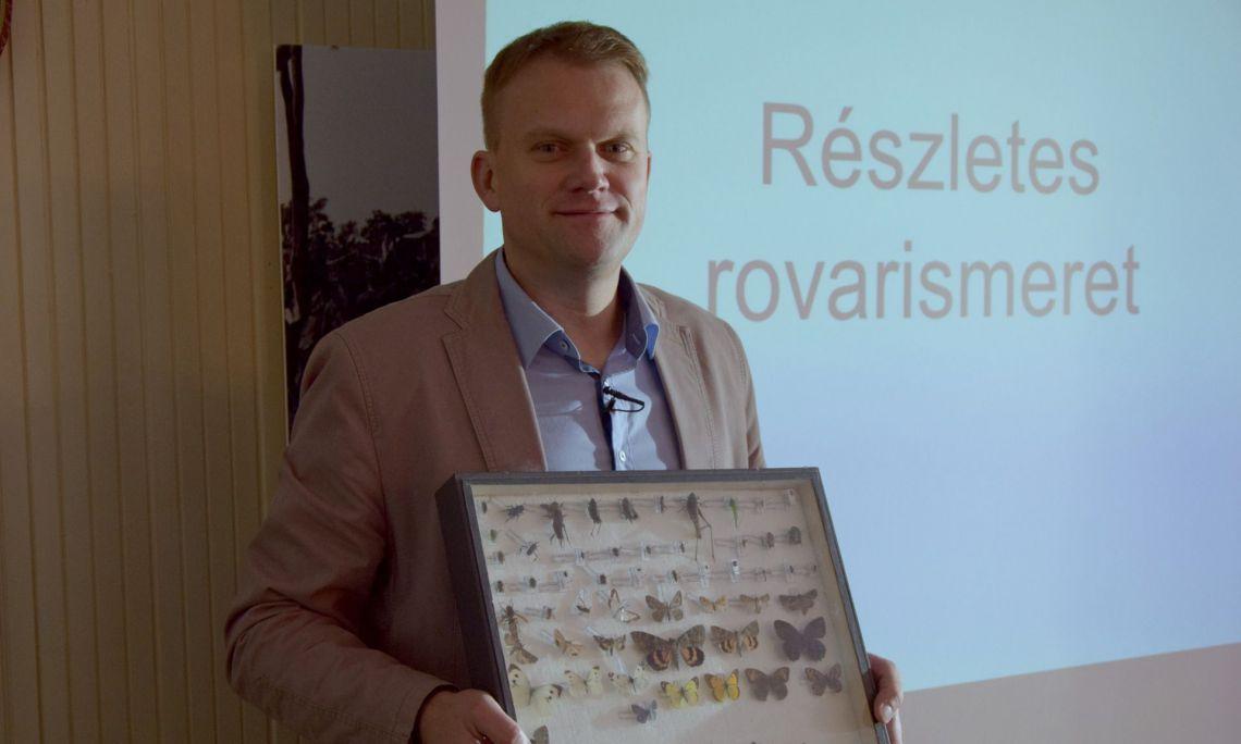 A rovarok általános ismerete és ökológiai alkalmazkodásuk a változó környezethez.