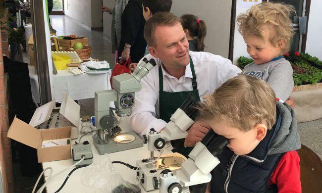 II. Galamb Borona Piknik szakmai és családi rendezvényen