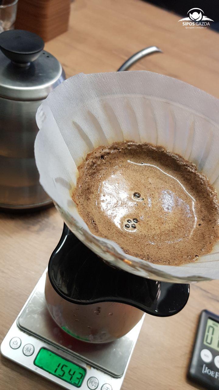 Etióp kávé különlegessége, elkészítése
