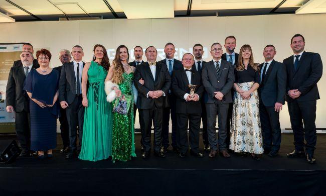 Az Év Agrárembere 2019-es díjátadó Gála