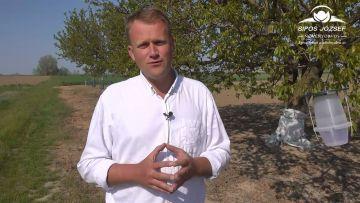 A növényvédelmi előrejelzés alapjairól Sipos Gazdával